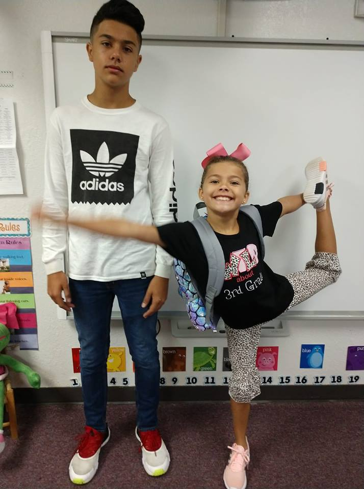 Crayton and Izzy Spiro Schools