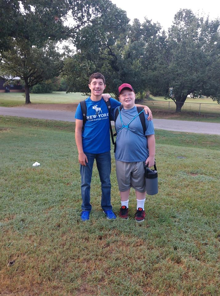 Joseph & Jeremiah Arkoma Schools
