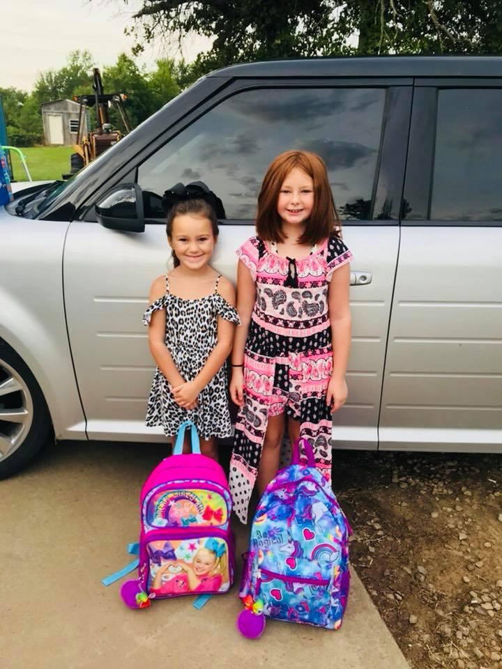 Mackenzie & Kyah Moffett Elementary