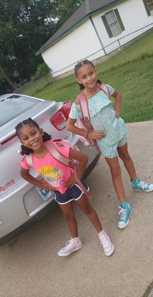 Taelynn & Amara Moffett Elementary