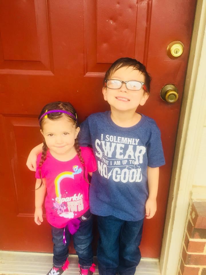 Lillianna & Xander Moffett Elementary