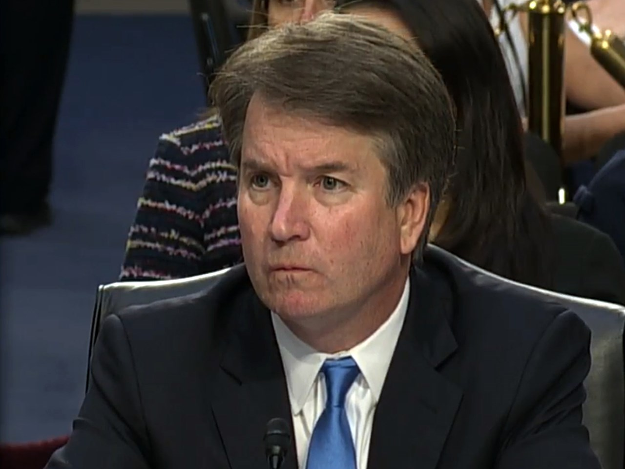 Senate to Hold Public Hearing on Kavanaugh Sexual-Assault Allegation