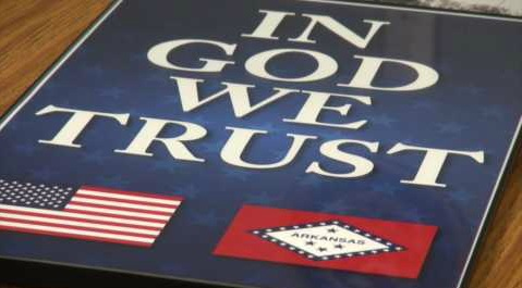 Bentonville Schools Decline To Display Posters From Atheist Group