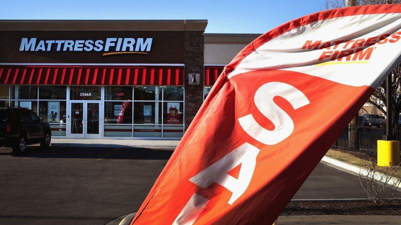 Steinhoff's Mattress Firm files for Chapter 11 bankruptcy