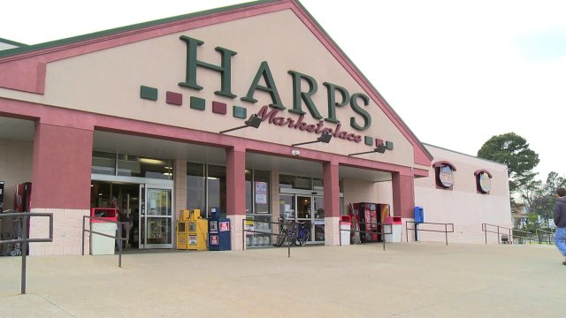 Harps Food Stores Launches Grocery Pickup Service