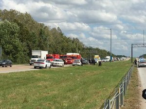 Two People Shot On Interstate 40 Near Memphis; Police Looking For Suspect In Black Charger