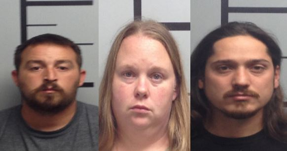 Benton County Drug Bust Nets 50 Pounds Of Marijuana
