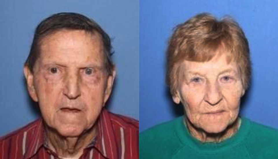 Silver Alert Issued For Couple Out Of Boone County Fort