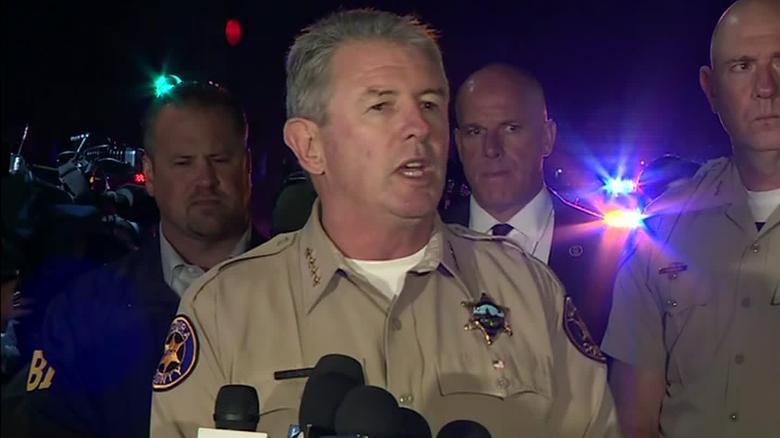 12 Killed, Including Deputy, In Mass Shooting At Thousand Oaks Bar; Gunman ID'd As Former Marine