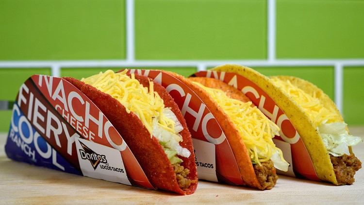 Free tacos offered Thursday at Taco Bell