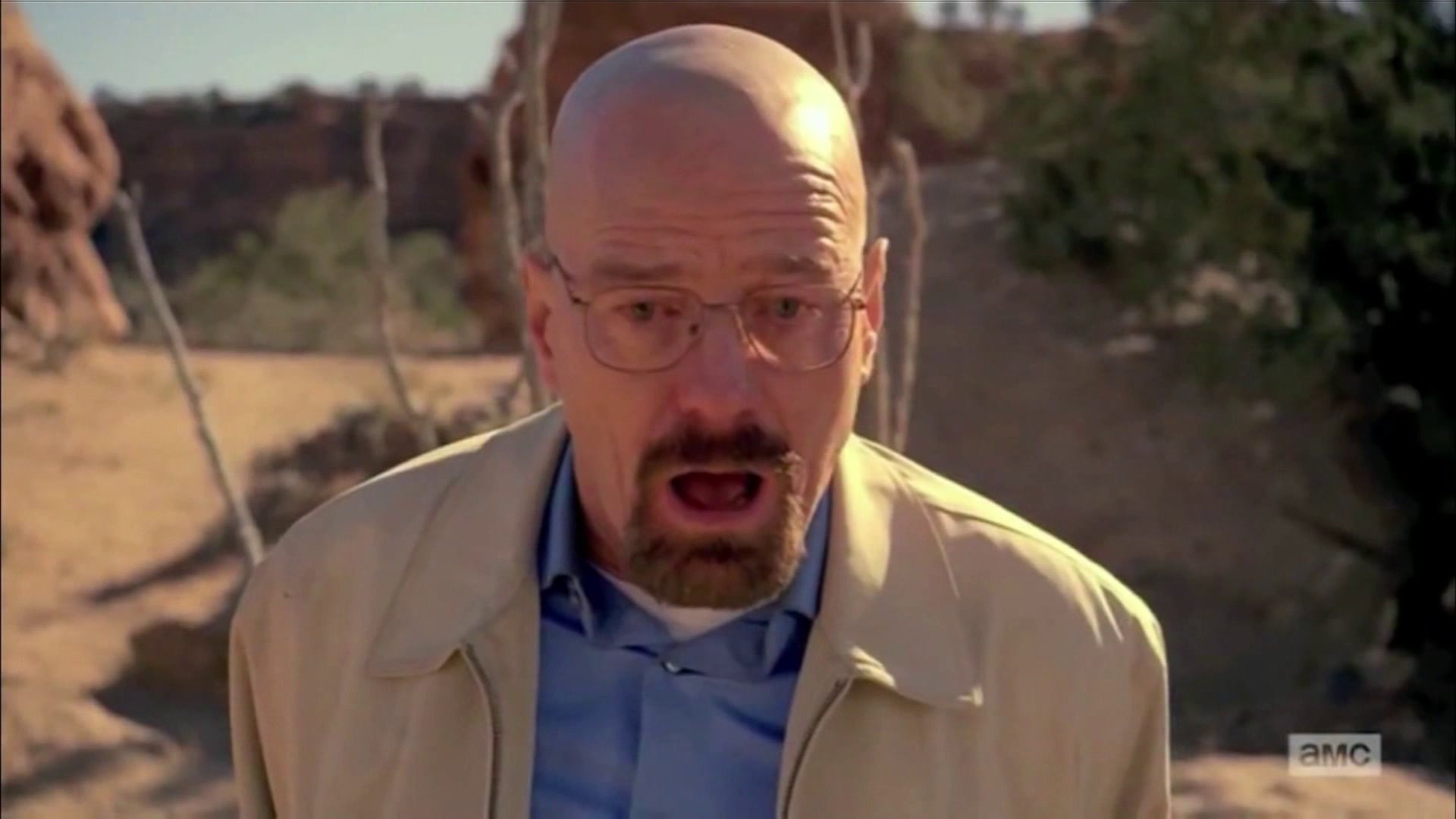 Opportunity knocks. Breaking Bad film in the works