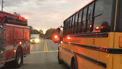 7-Year-Old Girl Critical After Truck Hit Her While She Was Getting Off Her School Bus