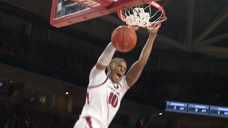 Gafford One Of Top 10 For Center Of The Year Award