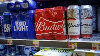 Budweiser Maker Teams Up With Cannabis Company To Explore