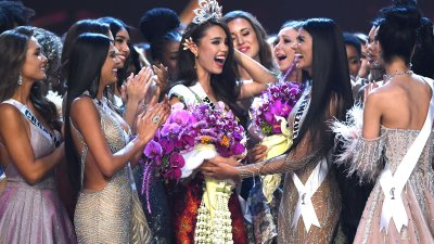 d63ee1a3d3a2 Philippines' Catriona Gray Named Miss Universe 2018 | Fort Smith ...