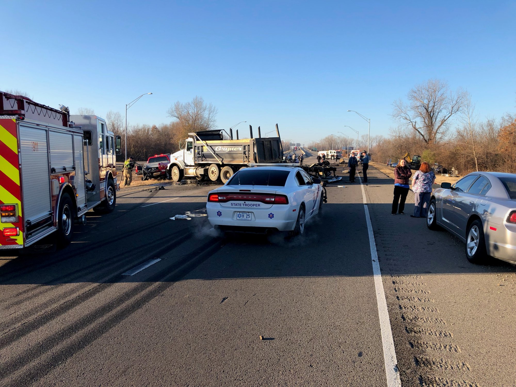 Victims Identified In Deadly I-540 Crash In Van Buren | Fort Smith
