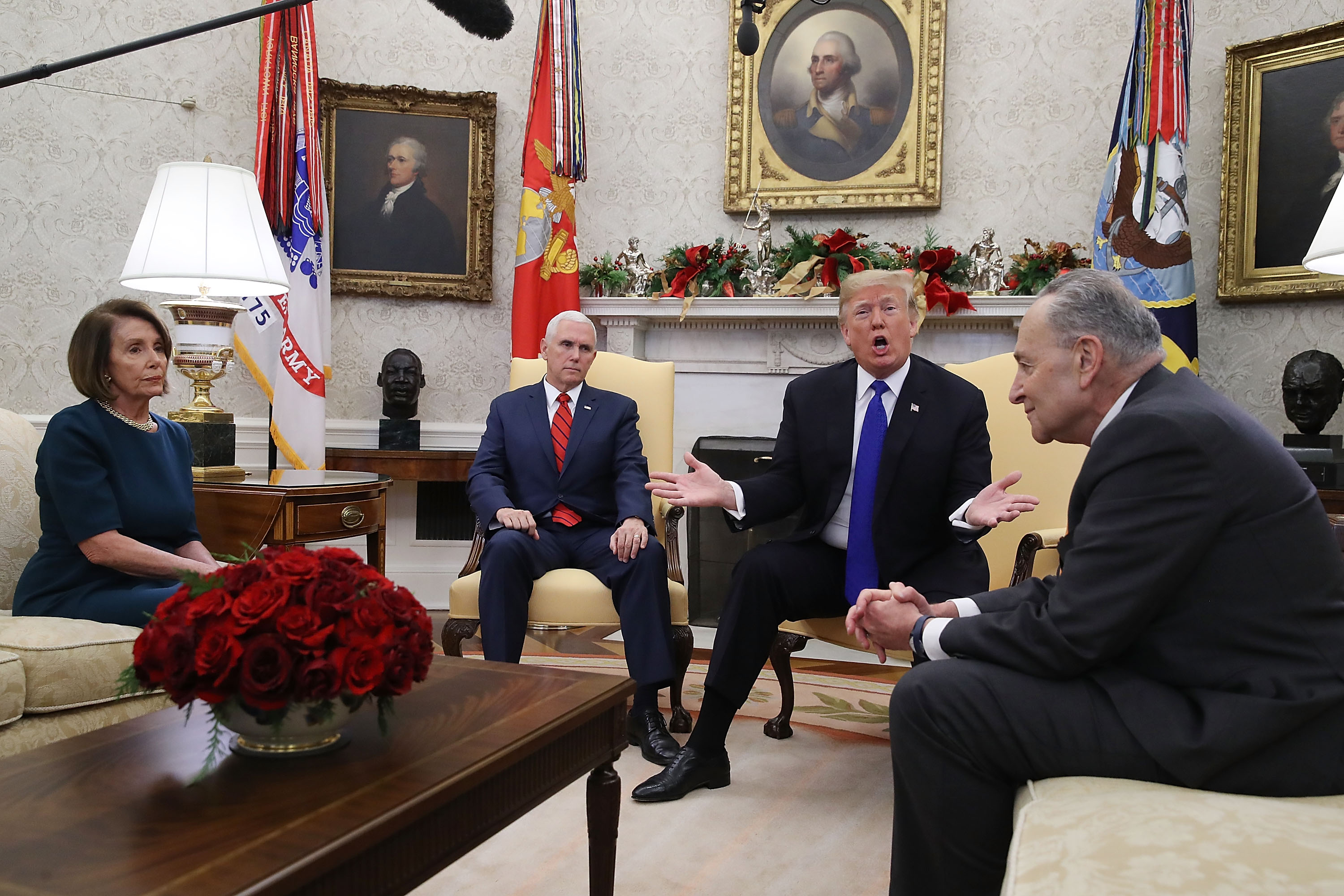 White House Closer To Partial Shutdown With Wall Demand | Fort  Smith/Fayetteville News | 5newsonline KFSM 5NEWS