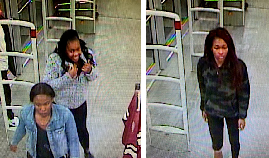 Fayetteville Police On The Lookout For 'The Grinch Gang' Accused Of Shoplifting