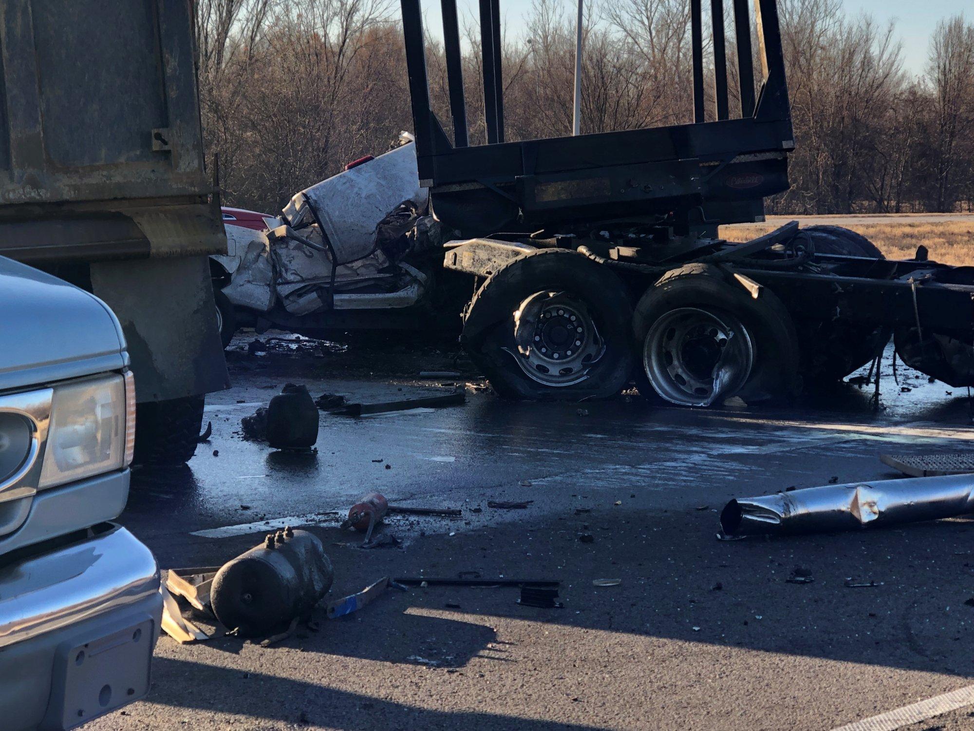 Victims Identified In Deadly I-540 Crash In Van Buren | Fort