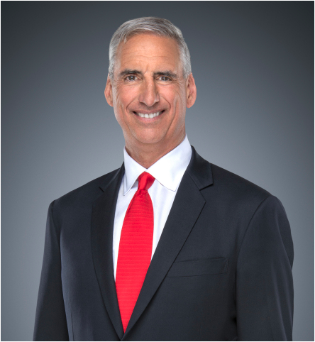 XFL Commissioner & CEO Oliver Luck