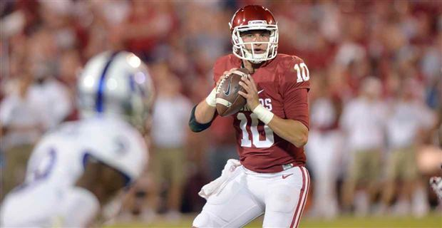 Report Quarterback Austin Kendall Considers Transferring From OU