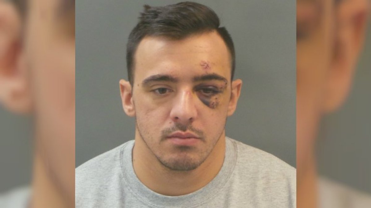 Mugshot Released Of St  Louis Cop Charged In Fatal Shooting