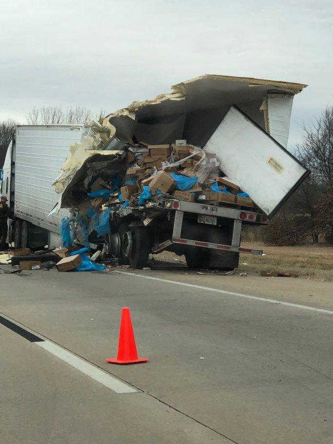 Fatal Crash Involving Local Freight Truck Near Henryetta