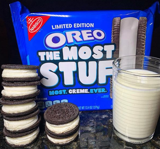 Oreo Releases Most Stuf Edition With The Most Creme