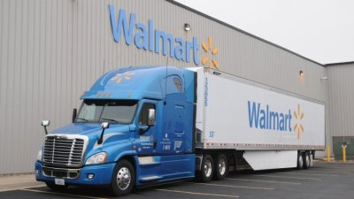 Walmart To Raise Truck Driver Pay Amid National Shortage