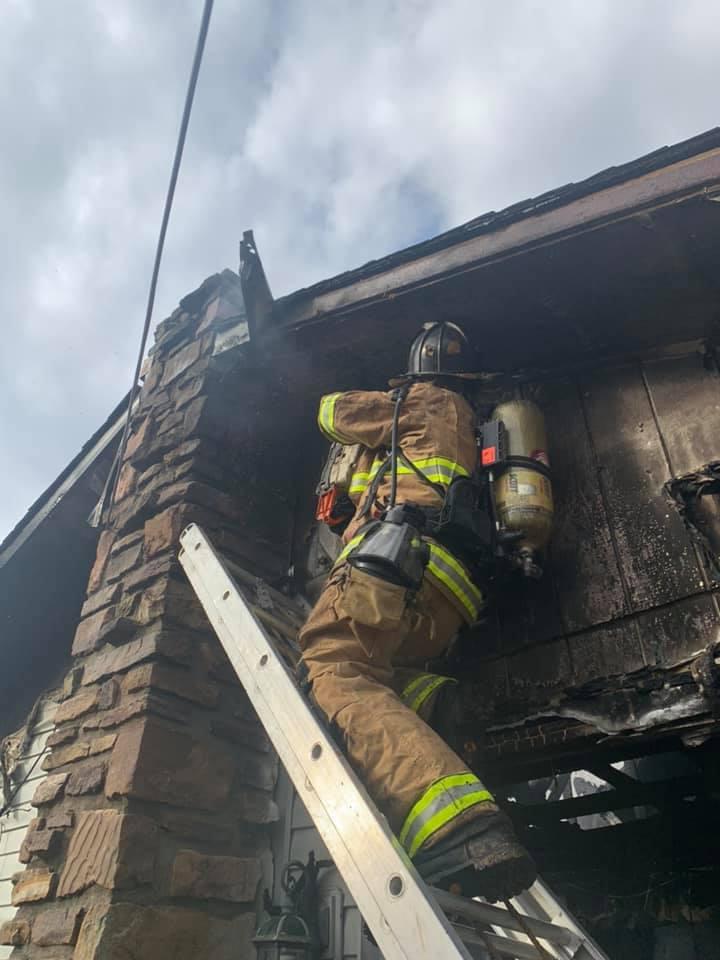 (Courtesy Goshen Fire Department)