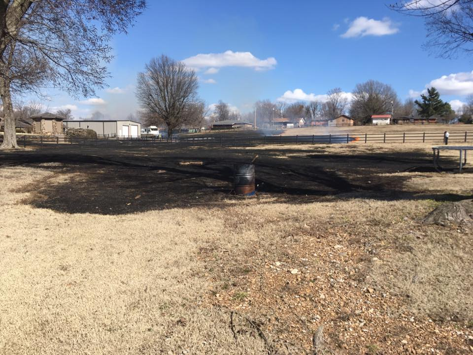 Springdale Firefighters Warn Residents To Follow Burning