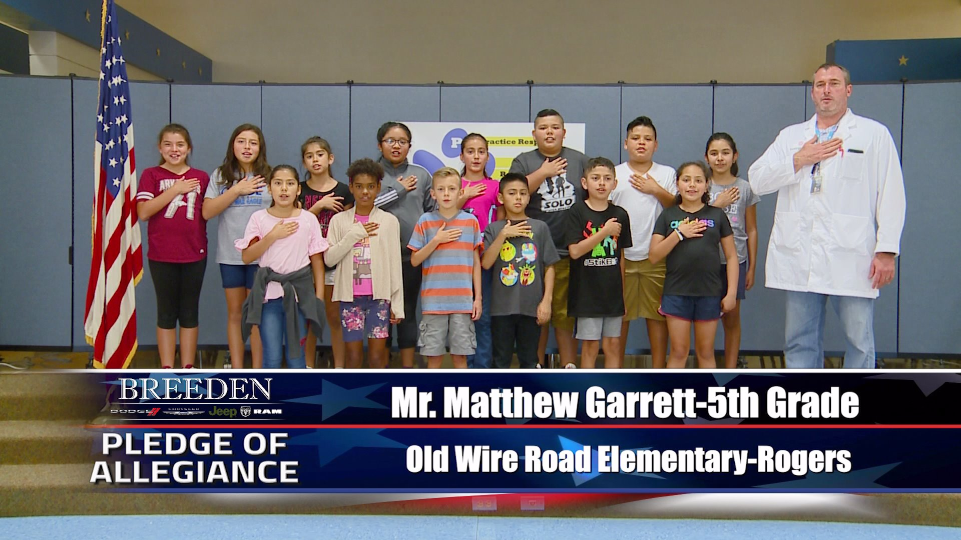 mr  matthew garrett  u2013 5th grade old wire road elementary