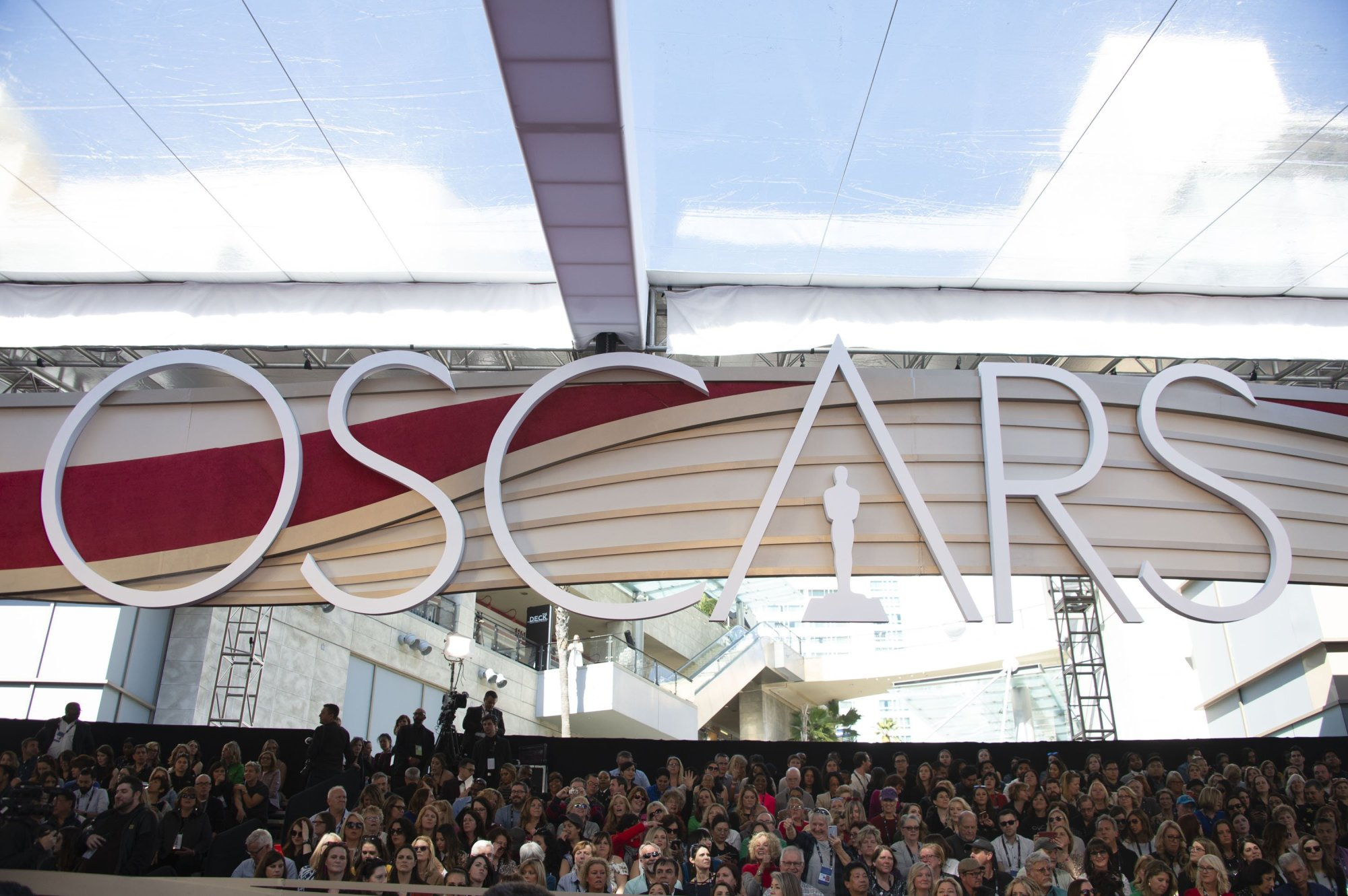The 91st OscarsÆ broadcasts live on Sunday, Feb. 24, 2019, at the Dolby Theatre