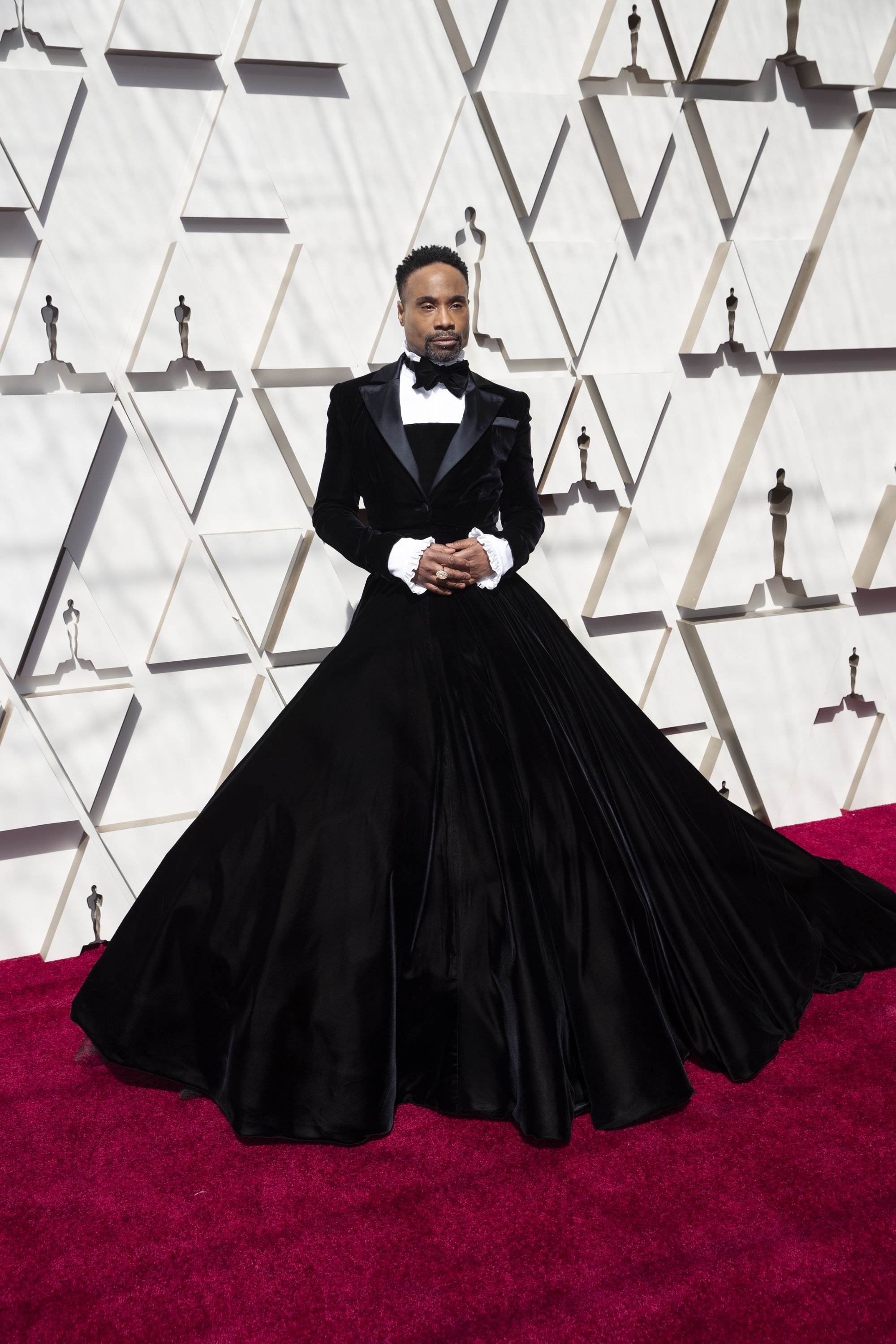 Billy Porter: Red Carpet from the The 91st Oscar broadcast on Sunday, Feb. 24, 2019, at the Dolby Theatre.