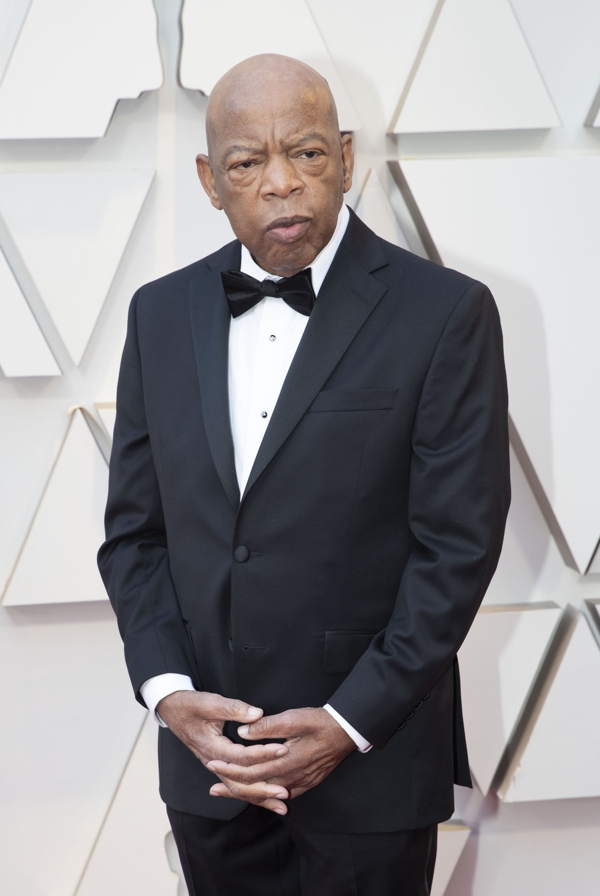 Rep. John Lewis: Red Carpet from the The 91st Oscar broadcast on Sunday, Feb. 24, 2019, at the Dolby Theatre.