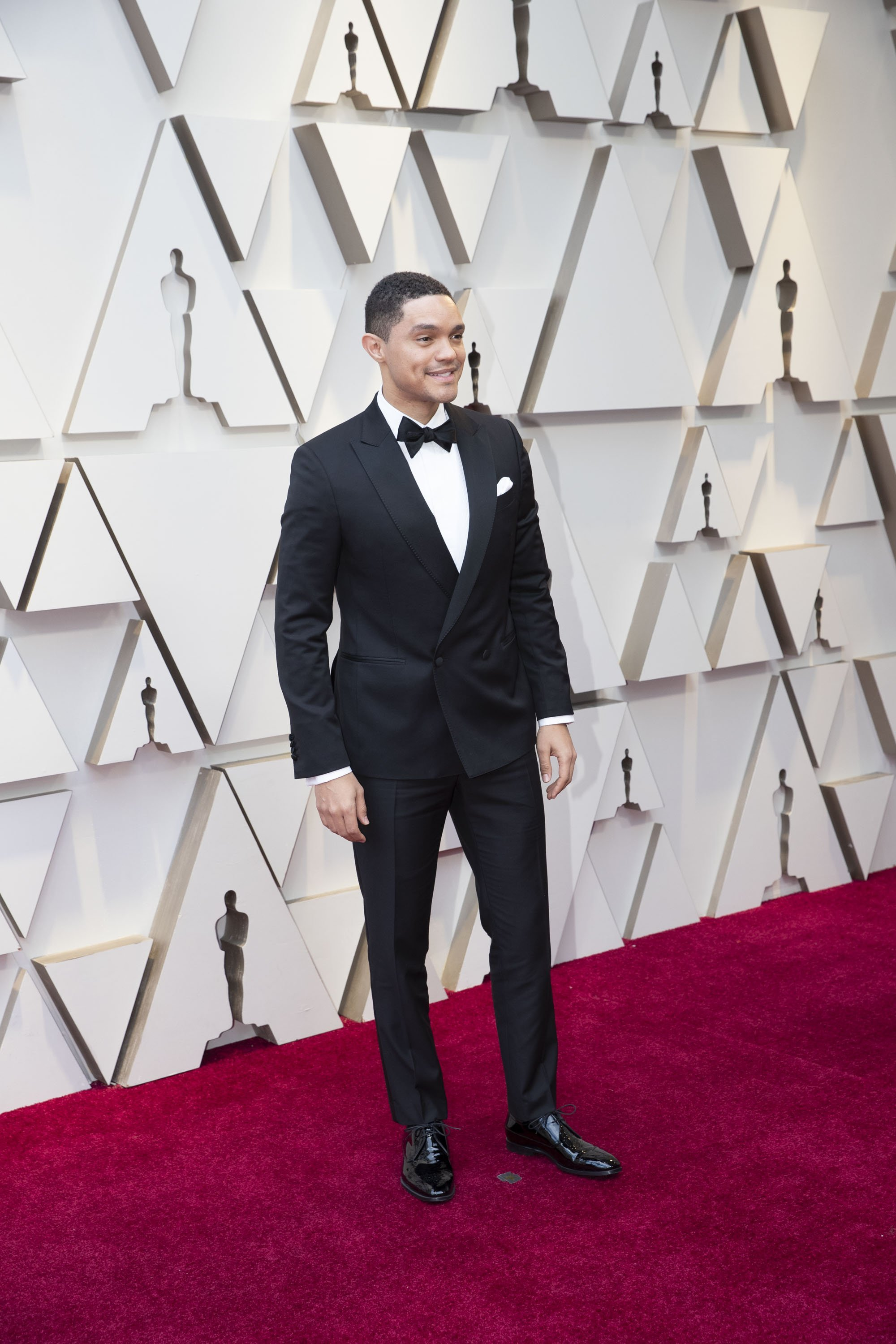 Trevor Noah: Red Carpet from the The 91st Oscar broadcast on Sunday, Feb. 24, 2019, at the Dolby Theatre.