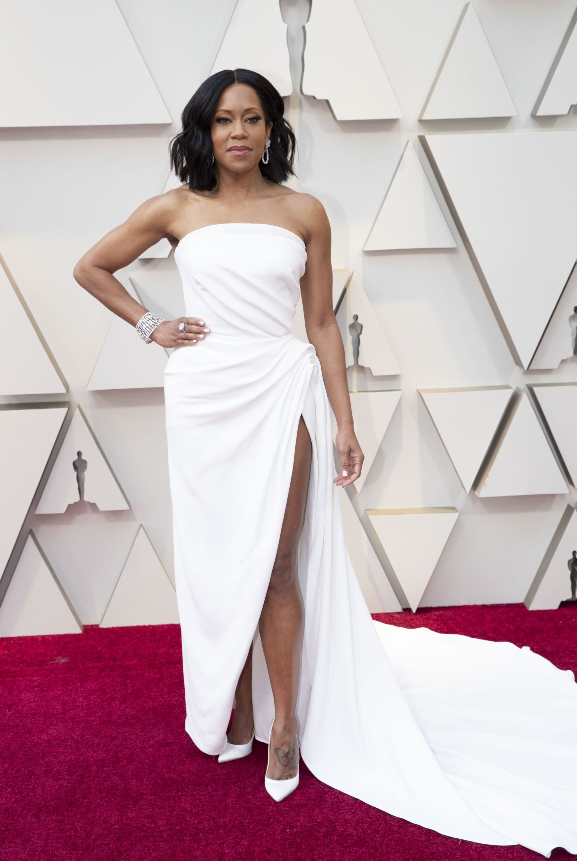 Regina King: Red Carpet from the The 91st Oscar broadcast on Sunday, Feb. 24, 2019, at the Dolby Theatre.