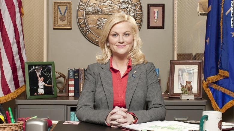 Amy Poehler Is Ready For A 'Parks And Recreation' Reboot thumbnail