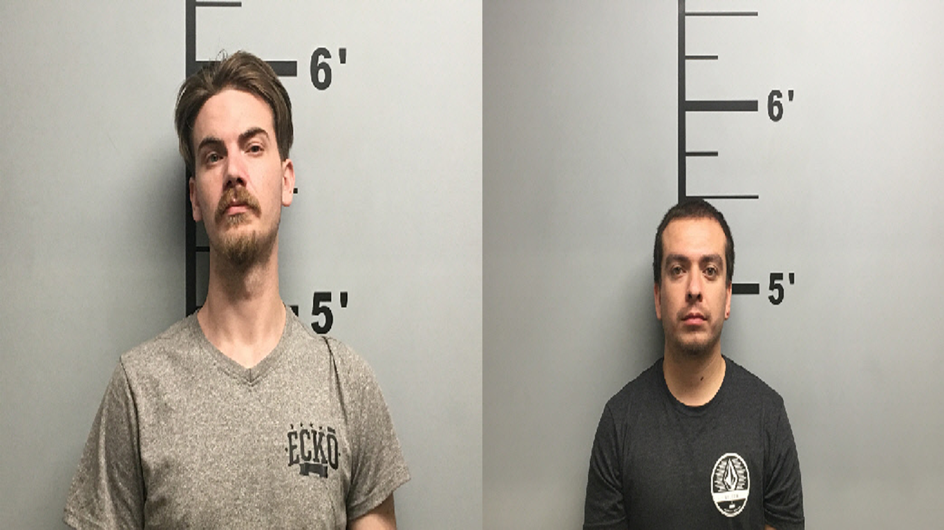 Two Men Facing Drug Charges Following Traffic Stop In Lowell thumbnail