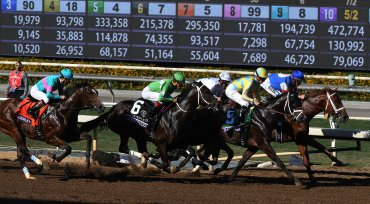 Jockey Suspended For Using Whip On Another Rider In