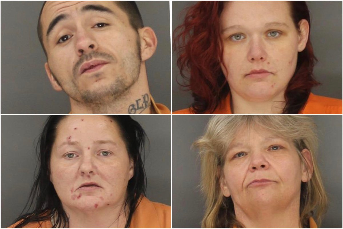Traffic Stop In Barling Leads To Multiple Drug Arrests And 7