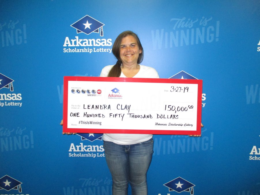 Arkansas Woman Who Lost Her Home To A Fire Wins $150,000