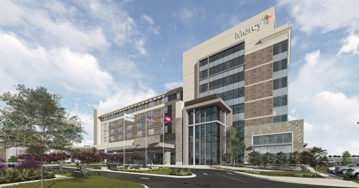Mercy Named Top Five Large Health Care System In U.S.