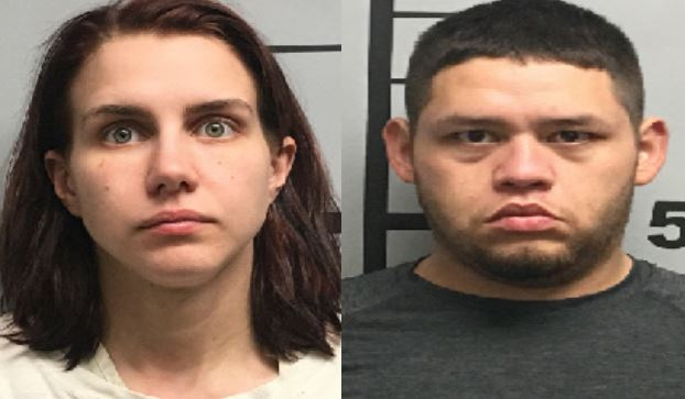 Police: NWA Couple Trafficked Pounds Of Meth Into Arkansas From Oklahoma thumbnail