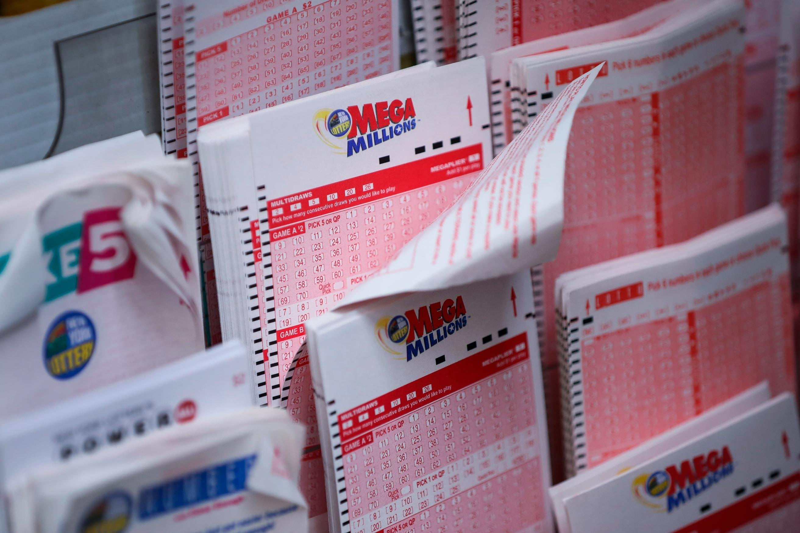 The $1.5B Mega Millions jackpot victor  finally steps forward