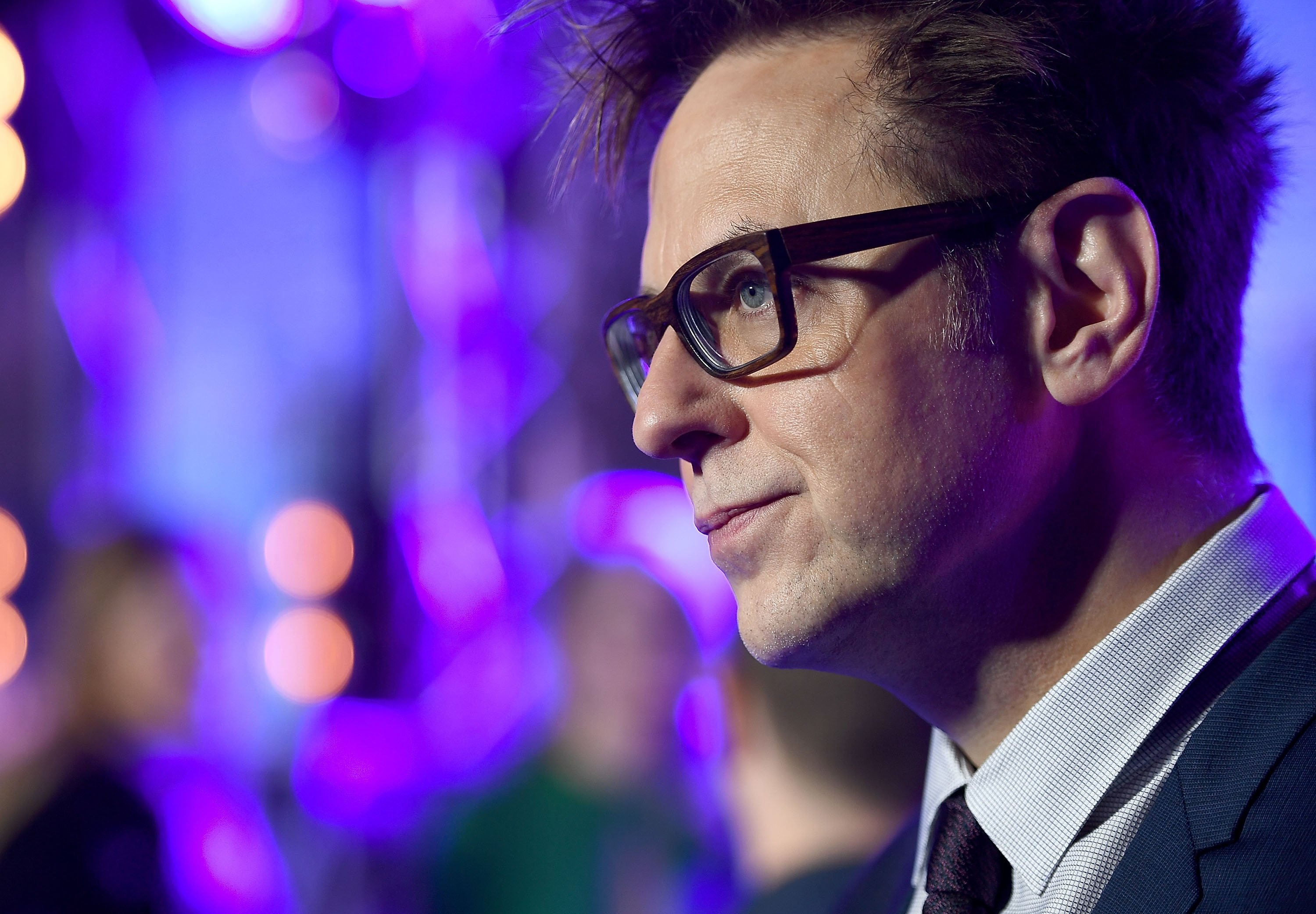 James Gunn Rehired For 'Guardians Of The Galaxy' Sequel thumbnail