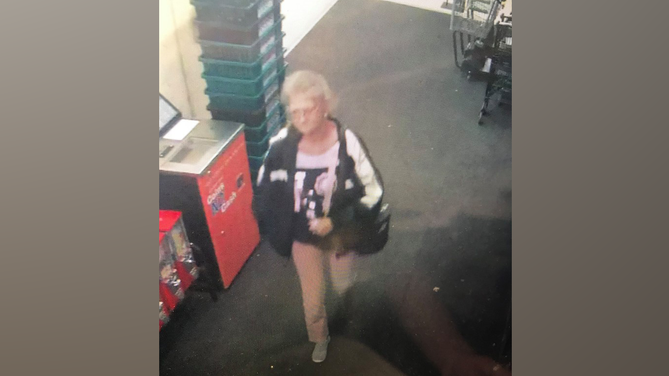 'Sticky Fingers' Thief Wanted In Prairie Grove thumbnail