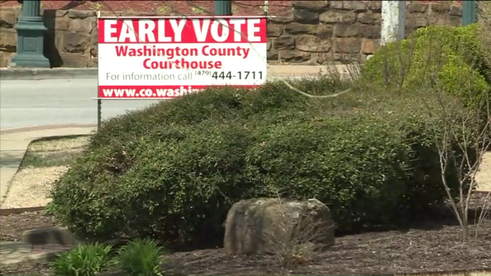 Early Voting Underway For Fayetteville Bond Election thumbnail