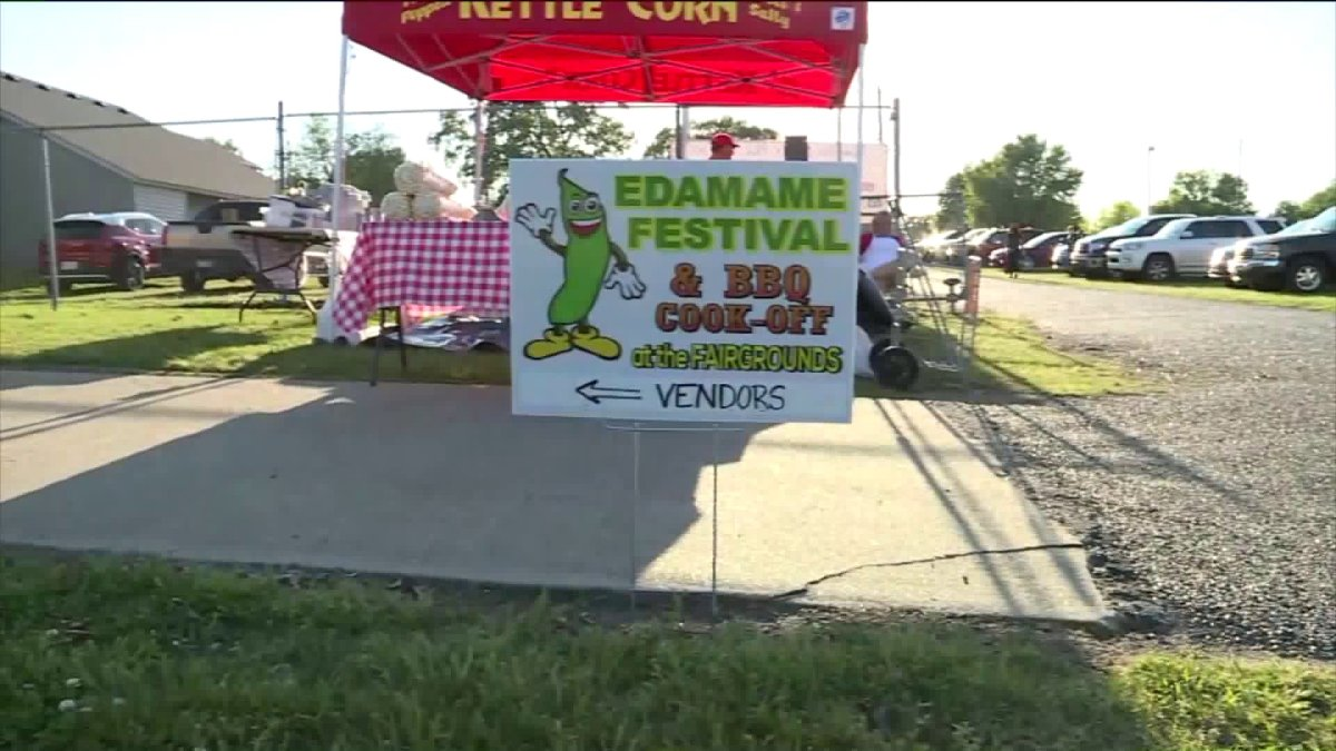 Edamame Festival Kicks-off In Mulberry