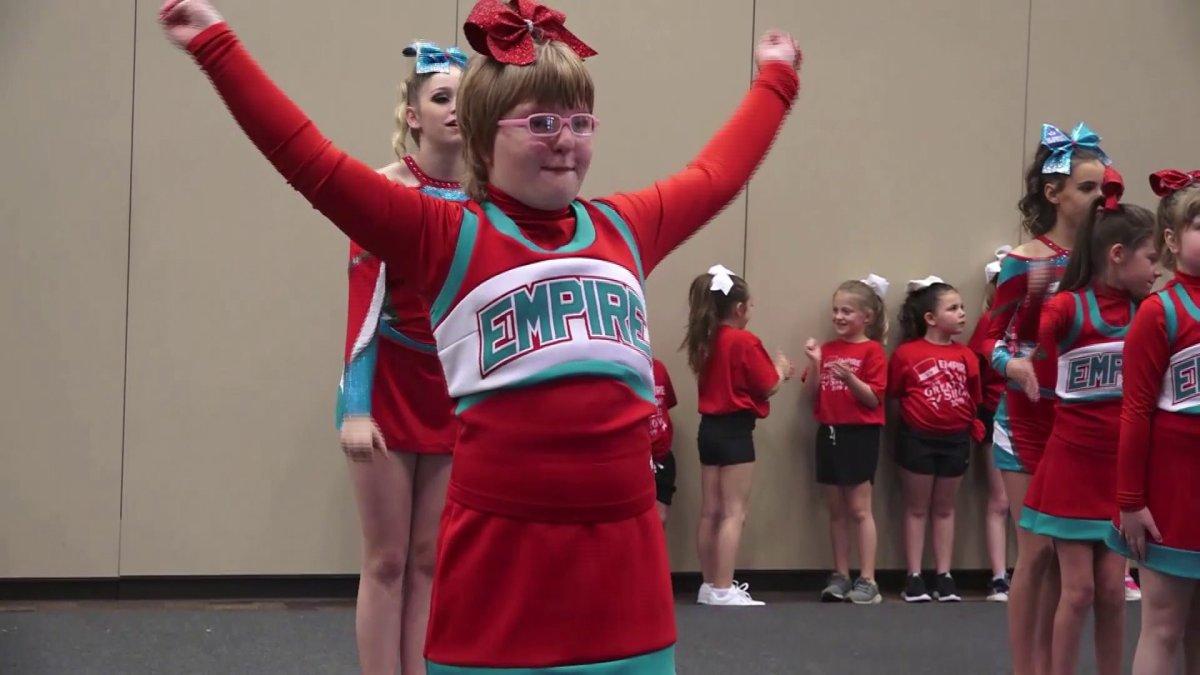 Inspire Cheer Squad In Benton Focuses On Inclusivity